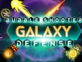 Spiele Bubble Shooter Galaxy Defense