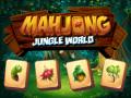 Spiele Mahjong Jungle World