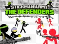 Spiele Stickman Army: The Defenders