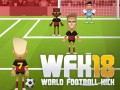 Spiele World Football Kick 2018